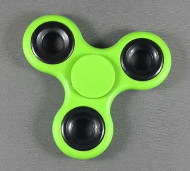Hand Spinner Fidget Toy - Green