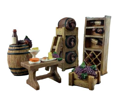 Mini Vineyard Set