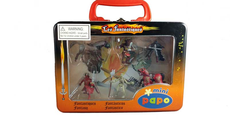 Mini Fantasy Figures by Papo - Set 2